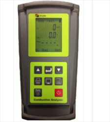 Thiết bị đo khí - 709 Combustion Efficiency Analyzer with Differential Manometer - TPI