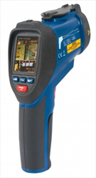 Dual Laser Video Infrared Thermometer R2020 REED